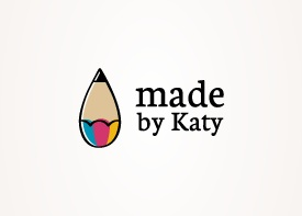 made by katy monogram